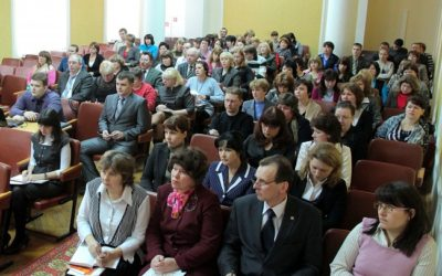 Семинар в Новгородской обл.